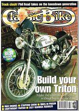 CB June 1998 Triton Verlicchi Ducati Phil Read Bill Lomas Porcupine John Louis