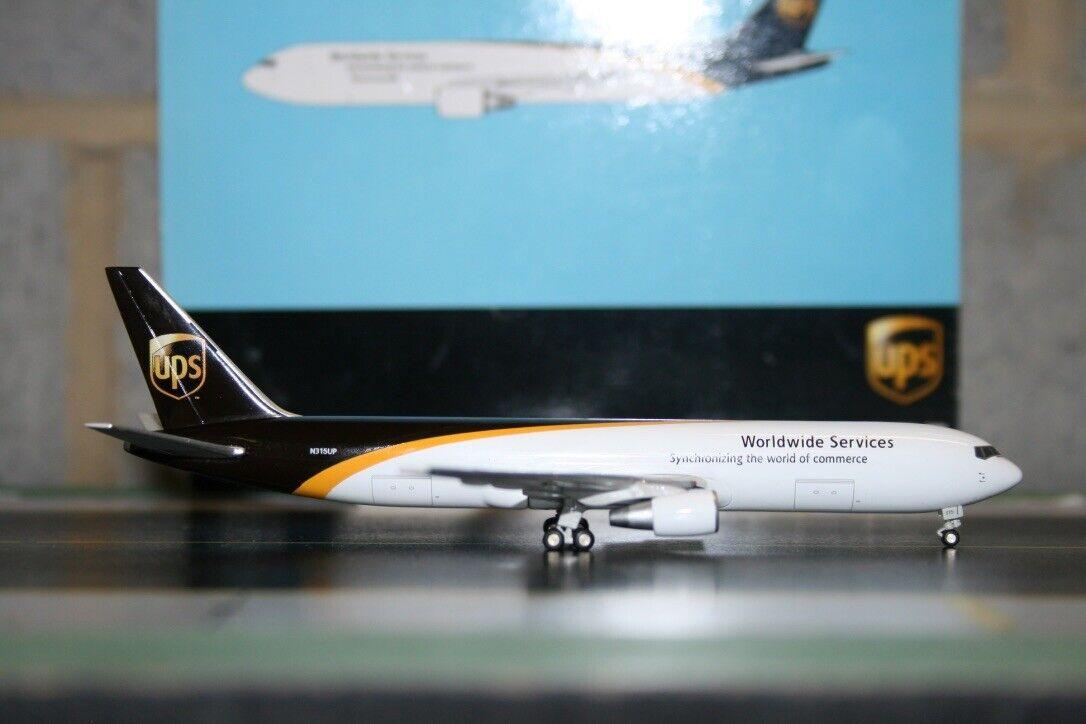 Gemini Jets 1 400 UPS Boeing 767-300F N315UP (370E) gjups Die-cast modelo de avión