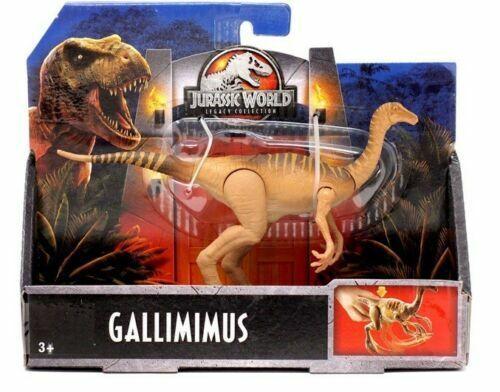 Jurassic World Legacy fonctionnalité Galliminus fin de collection