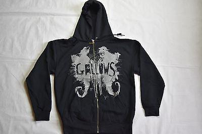 Gallows Skull Kids T SHIRT 12-13 years