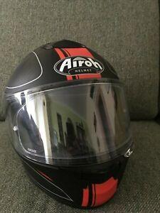 Airoh-ST-701-Slash-Carbon-XS-53-54cm-Integralhelm-Motorradhelm