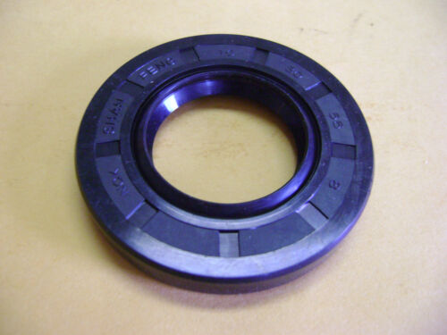 NEW TC 30X56X8 DOUBLE LIPS METRIC OIL DUST SEAL 30mm X 56mm X 8mm