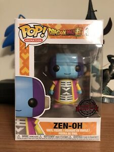 Funko-Pop-Dragon-Ball-Super-Zen-Oh-362-Vinyl-Figure-034-MINT-034