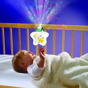 Image Is Loading Baby Night Light Projector Starlight Dreamshow Portable Musical