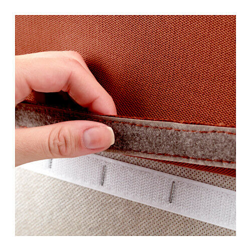 Ikea Vallentuna armrest COVER for Modular Sofa Ramna Orange 103.362.19