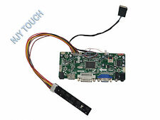 HDMI DVI VGA LCD Controller Board LVDS Kit For B089AW01 LP089WS1-TLA1 1024x600