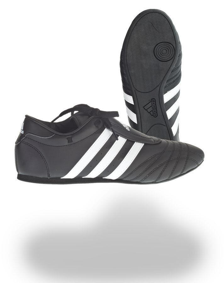 Adidas Schuh SM II Turnschuhe schwarz Taekwondo - Mattenschuhe - Kampfrichter-Schuh