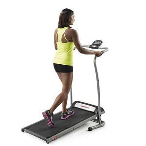 treadmill portable folding cardio fitness machine home gym