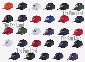 nfl cap  New NFL Nike Legacy Vapor Swoosh Flex Fitted Cap Hat | eBay