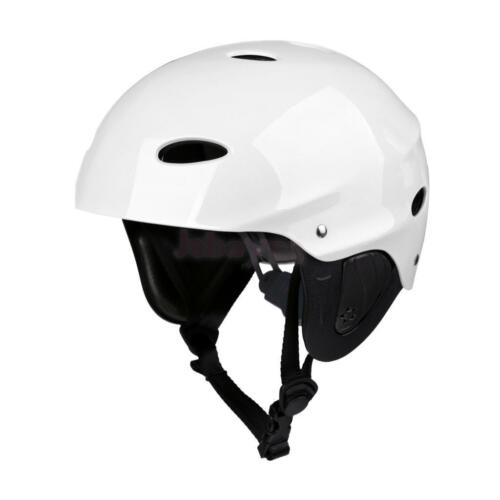Water Sports Helmet Canoe Kayak Wakeboard Kitesurf Jet Ski Impact Hard Cap