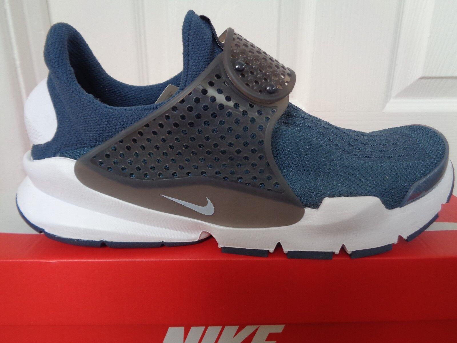 Nike Sock schuhe Dart KJCRD trainers Turnschuhe schuhe Sock 819686 404 uk 7 eu 41 us 8 NEW+BOX 458617