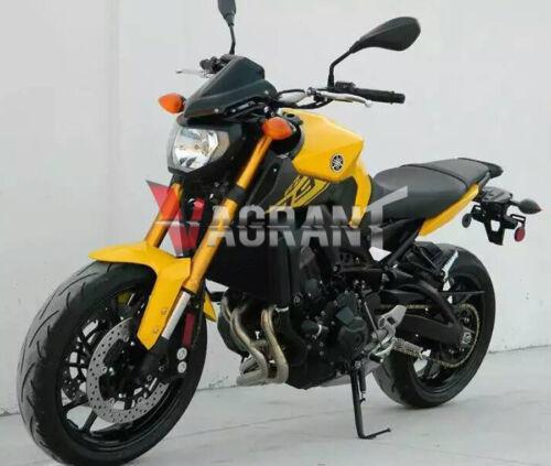 Vent écran Pare-Brise Pare-Brise Pare-brise pour Yamaha MT-09 FZ-09 2014-2016