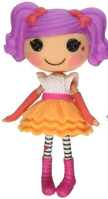 "Fashion, Character, Play Dolls Adaptable Lalaloopsy Mini Littles 3"" Sisters Peanut Big Top"