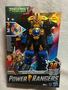 Power Rangers Beast Morpher Beast-x King Ultrazord (New )
