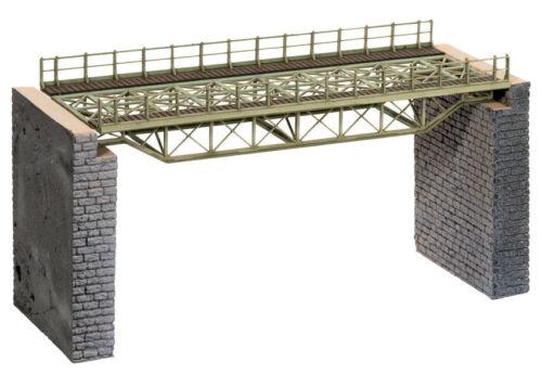 avec ponts Têtes Droit Kit article neuf Encore h0 67024-Ponts chaussée