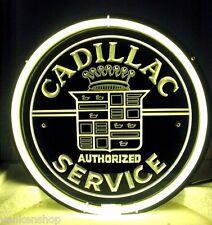 "SB294 Cadillac Beer bar pub decor Display 3D Neon Light acrylic Sign 10.5""dia."