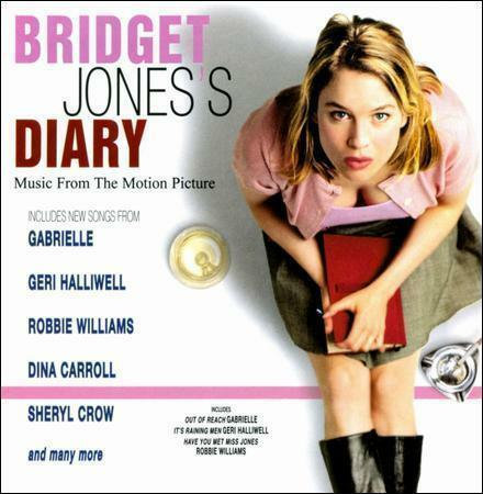 1 of 1 - Bridget Jones's Diary [Import] by Various Artists (CD, 2001, Mercury/Universal)