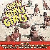 Girls-Girls-Girls-Various-Artists-Audio-CD-Good-FREE-amp-FAST-Delivery