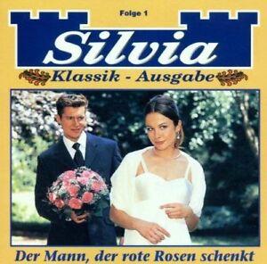 Silvia-Hoerbuch-Der-Mann-der-rote-Rosen-schenkt-CD-NEU-OVP