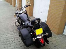 Passenger, Sissy Bar Backrest Yamaha Midnight Star XVS 1300 & 1300A Vstar