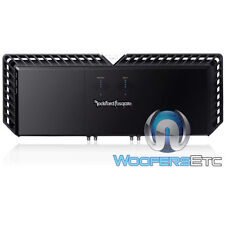 ROCKFORD FOSGATE T2500-1bdCP 1CH 5000W MAX SUBS POWER SUBWOOFERS AMPLIFIER NEW