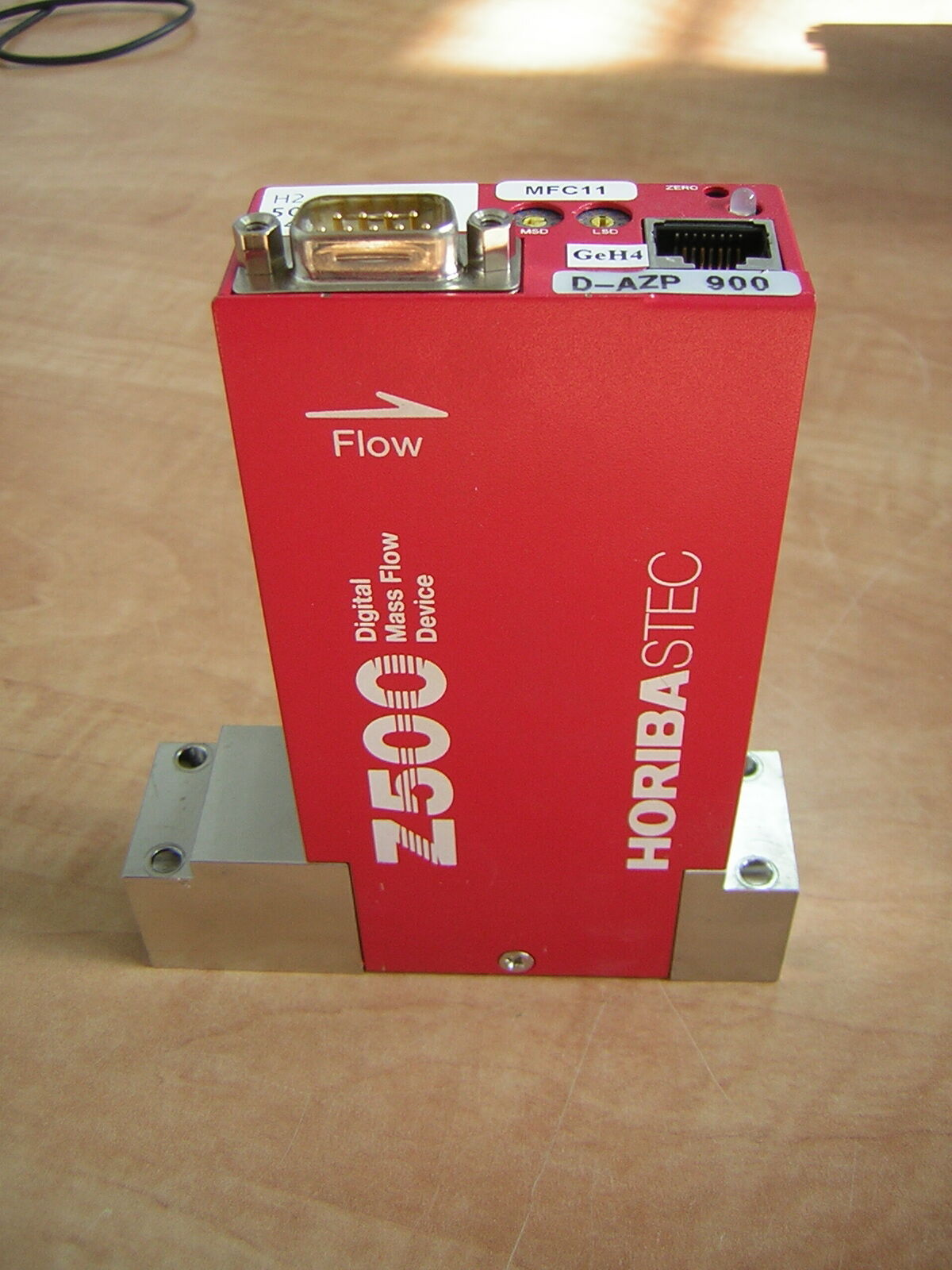 HORIBA STEC Z500 SEC-Z512MG 550SCCM