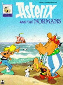 ASTERIX-AND-THE-NORMANS-by-Goscinny-Uderzo-Paperback-1982
