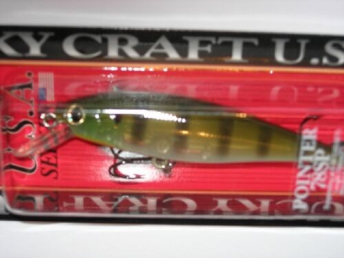 Lucky Craft Pointer 100 SP Models Choice of Colors 5//8oz 4/""