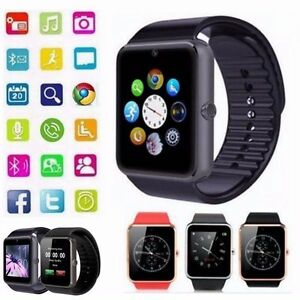 New-2018-GT08-Bluetooth-Smart-Watch-Phone-Wrist-watch-for-Samsung-and-iOS-iPhone