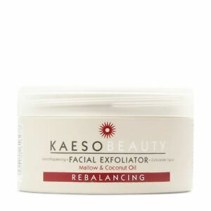 Kaeso Beauty Rebalancing Facial Exfoliator Mallow & Coconut Oil 245ml