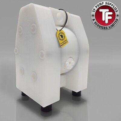 1pc Dia 45mm New PTFE TEFLON Diaphragm Pneumatic Pump Ball