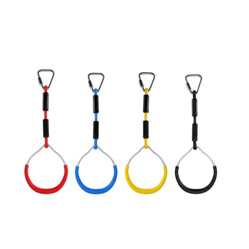 Plastic Gymnastic Ring Children Fitness Ring Kids Exercise Strength Training