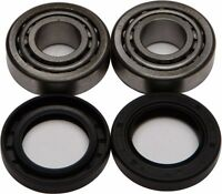 Front Wheel Bearing Seal Kit For Harley Fatboy Dyna Sportster Free Ship