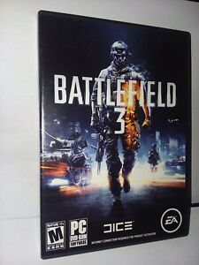 Battlefield-3-Limited-Edition-EA-PC-DVD-ROM-Video-Game-2011-2-Disc-set