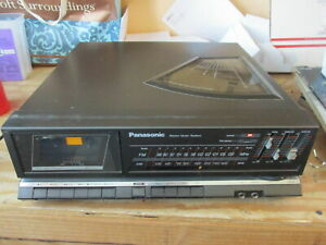 Vintage-Panasonic-SG-X7-AM-FM-Cassette-Record-Player-Turntable-Radio-Stereo