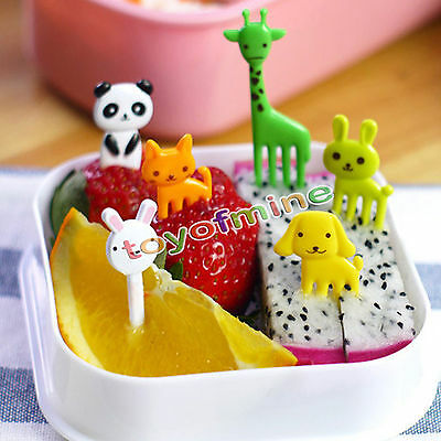 NT Kitchen Accessories Cooking Fruit Vegetable Tools Gadgets Fashion Fork Set