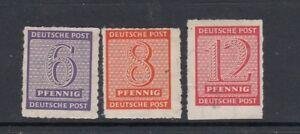 SBZ-Michel-Nr-117-119-Cx-ungebraucht-geprueft-Schulz-BPP