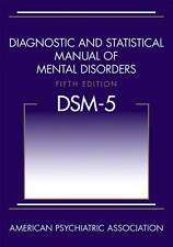 Diagnostic and Statistical Manual of Mental Disorders - DSM-5 by American Psychiatric Association Staff and Kernberg (2013, Paperback, Revised)