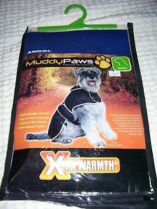 Ancol-Muddy-Paws-xtra-Warmth-Black-Diamond-Quilt-Dog-Coat