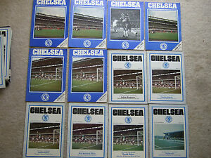 programme chelsea v bristol rovers 1176 fa cup - Benfleet, United Kingdom - programme chelsea v bristol rovers 1176 fa cup - Benfleet, United Kingdom