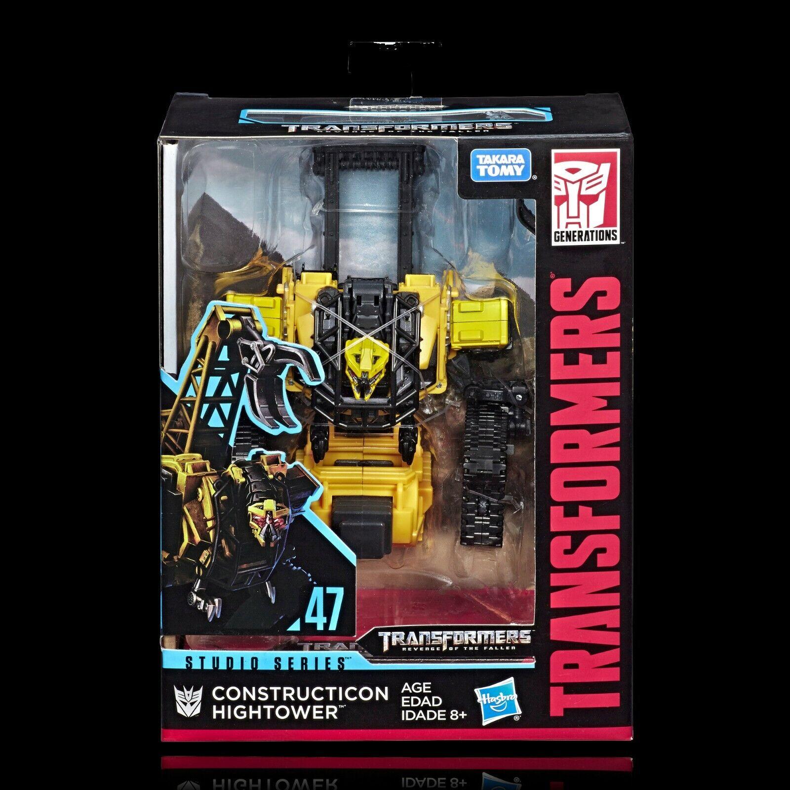 Transformers Hasbro Studio Series SS47 Deluxe Hightower NUOVO IN SCATOLA SIGILLATA