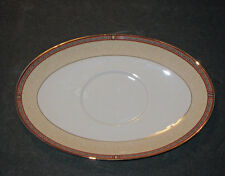 Wedgwood DYNASTY GRAVY BOAT STAND (underplate) - NEW