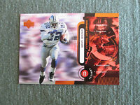 1998 Upper Deck Constant Threat BRONZE -UNUMBERED /25 ERROR Emmitt Smith Cowboys