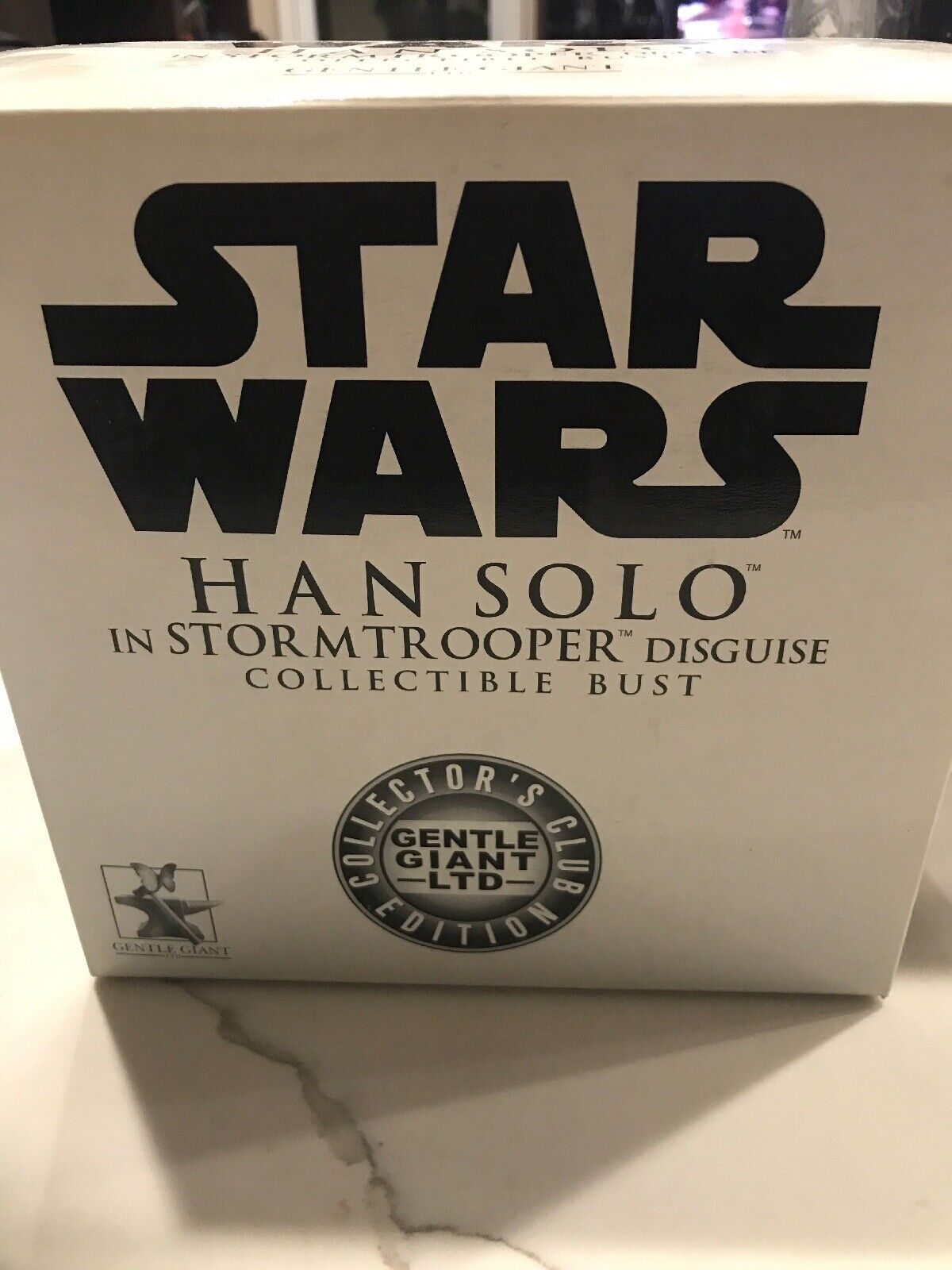 STAR WARS Han Solo Stormtrooper Disguise  298 3500 Mini Bust Exclusive