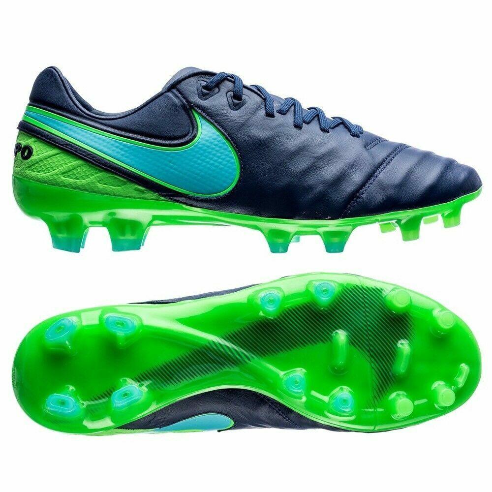 Premonición Ver a través de Sindicato  Nike Tiempo Legend 7 Elite FG Soccer Cleats Women's Size 8.5 ( Retail) Men  6 for sale online | eBay