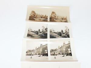 44-Stereo-views-The-Great-War-WW1-1914-1918-Ypres-Langemarek-Nieuport-Ostend