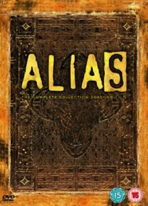 Alias-The-Complet-Collection-Serie-1-Pour-5-DVD-Neuf-DVD-BUG0039901