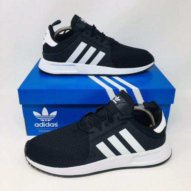 NIB Men's adidas Originals X_PLR WhiteBlack CQ2406 Running Shoes | eBay