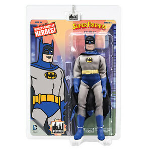 Super Friends Retro Mego Style Action Figures Series 3: Batman by FTC
