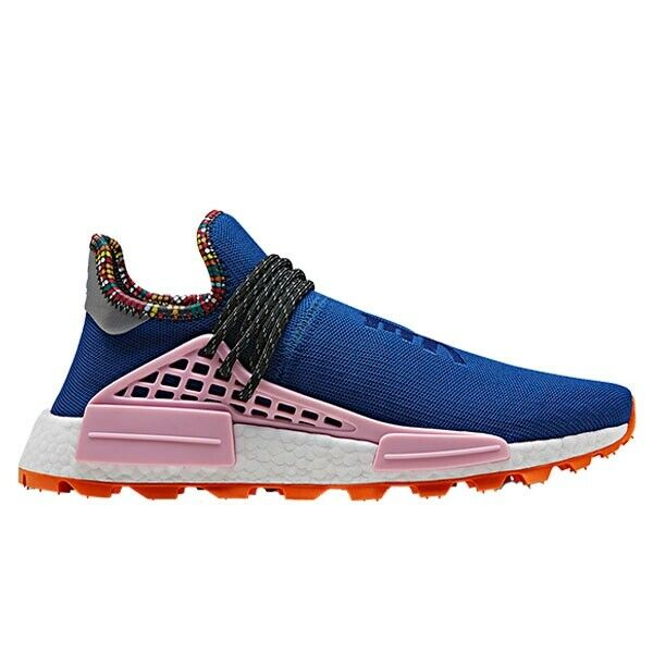 Adidas Pharrell x NMD Human Race Inspiration Pack blu arancia EE7579 Dimensione 5-12